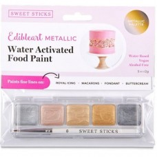 Metallic Mini Palette by Sweet Sticks