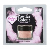 Rainbow Dust Powder Colour - Dusky Pink