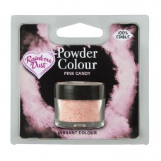Rainbow Dust Powder Colour - Pink Candy