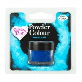 Rainbow Dust Powder Colour - Royal Blue