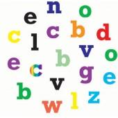 FMM Alphabet Lower Case Tappits