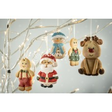 Karen Davies Christmas Cookie Mould