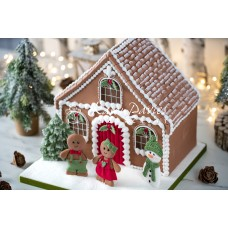 Karen Davies Gingerbread Cookie Mould