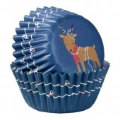 Wilton Reindeer with Lights Mini Buncases