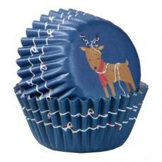 Wilton Reindeer with Lights Mini Buncases