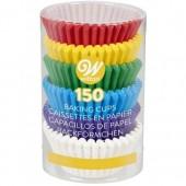 Wilton Mini Rainbow Buncases Pk/150