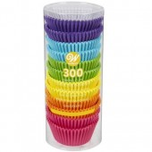 Wilton Rainbow Brights Buncases Pk/300