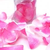 Sweet & Edible Rose Petals - Pink & White