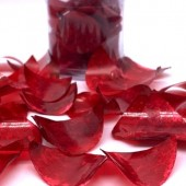Sweet & Edible Rose Petals - Red