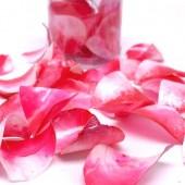 Sweet & Edible Rose Petals - Red, Pink & White