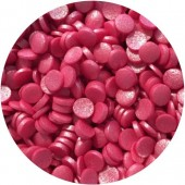 Deep Pink Glimmer Confetti 70g