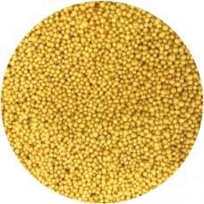 Glimmer Gold Mini Pearls 80g