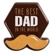 Belgian Chocolate Best Dad in the World Box/120