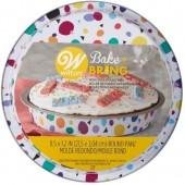 """Wilton Bake & Bring Tin - 8"""" Round"""