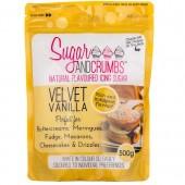 Sugar & Crumbs Velvet Vanilla Icing Sugar 500g