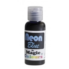 Magic Colours Neon Effect Blue Paste Colour 32g