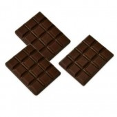 Mini Dark Chocolate Bars Box/96
