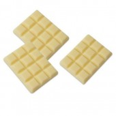 Mini White Chocolate Bars Box/96