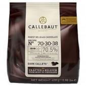 400g Callebaut Belgian Extra Dark Chocolate 70%