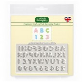 Katy Sue Mini Domed Alphabet & Numbers