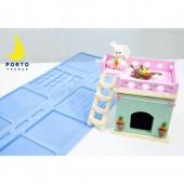 Porto Formas - House Mould