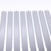 Popsicle Sticks Pk/8 - Mirror Silver
