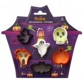 Decora Mini Halloween Cutters