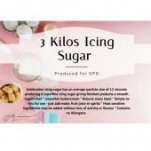 3kg SPD Icing Sugar
