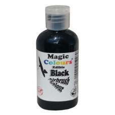 Magic Colours Airbrush - Black 55ml