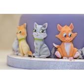 Karen Davies Cats Mould
