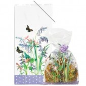 The Country Diary of an Edwardian Lady™ Cello Bags with Twist Ties Pk/20