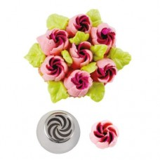 Decora Nozzle - Closed Rose