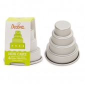 Decora Mini Wedding Cake Tin