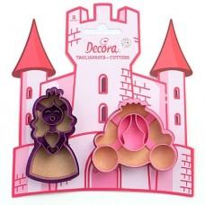 Decora Princess Cookie Cutters