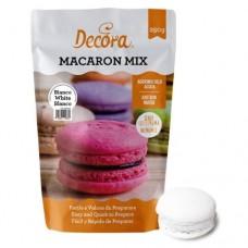 Decora Macaron Mix - White 250g