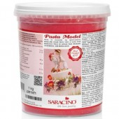 Saracino Red Modelling Paste 1kg
