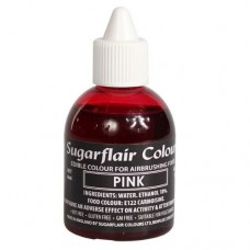 Sugarflair Airbrush Pink 60ml