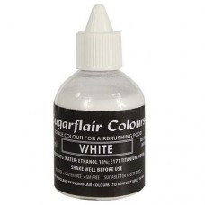 Sugarflair Airbrush White 60ml