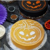 Decora Cake Stencil - Halloween