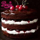 Beau Black Forest Gateaux Flavour