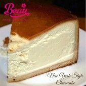 Beau New York Cheesecake Flavour