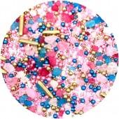 Jewel Geode Sprinkle Mix 100g