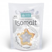 Squires Ready-tempered Isomalt - Silver Sparkle 125g