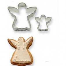 PME Angel Cookie Cutters Set/2