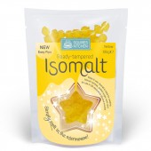 Squires Ready-tempered Isomalt - Yellow 125g