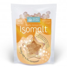 Squires Ready Tempered Isomalt - Gold Sparkle 125g