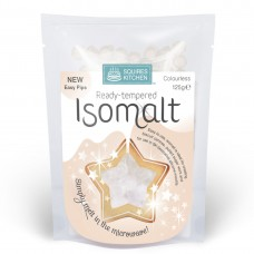 Squires Ready Tempered Isomalt - Colourless 125g
