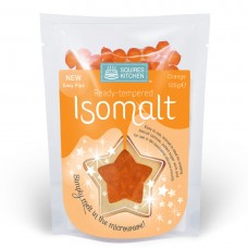 Squires Ready-tempered Isomalt - Orange 125g