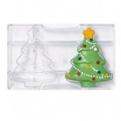 Decora Chocolate Mould - Christmas Tree