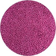 Glimmer Deep Pink Mini Pearls 80g